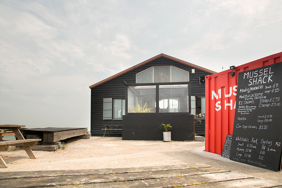The Mussel Shack Whitstable